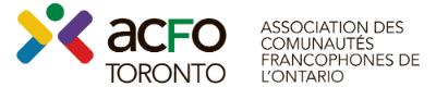 ACFO Toronto Logo