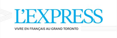 L'Express de Toronto logo